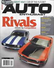 Auto Enthusiast magazine Corvette Chevy Volt Mustang Mopar Vintage steering rack
