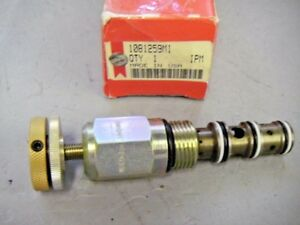 Adjustable Hydraulic Valve M0S1-10-M-0-10 Massey Ferguson 1081259M1