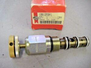 Adjustable Hydraulic Valve M0S1-10-M-0-10 Massey Ferguson 1081259M1