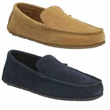Clarks Suede Slippers for Men