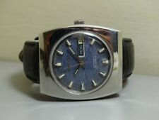 Vintage Sandoz Automatic Swiss Made Wrist Watch e657 Old Antique Used