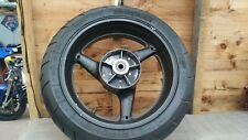 2002 HONDA HORNET 900 REAR WHEEL
