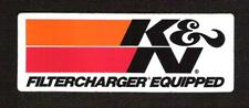 Vintage K&N Filtercharger Equipped - Performance Air Filters - Cars and Bikes