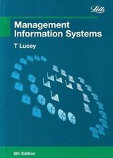 Management Information Systems (Management textbooks)-T. Lucey, 9781858053035
