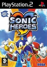 Sonic Heroes (Sony PlayStation 2, 2004) - US Version