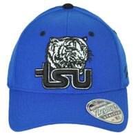 NCAA Original Zephyr Tennessee State Tigers Curved Bill Fitted Sz Hat Cap