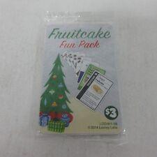 Fluxx Fruitcake Fun Pack NEW