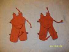 "Vintage 12"" GI Joe Adventure Team action figure 2 demolition bomb suits 1971"