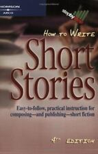 How to Write Short Stories 4E (Arco How to Write Short Stories), Arco, Good Book