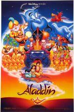Vintage Aladdin Movie Poster (1992)