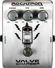 ROCKTRON VALVE CHARGER EFFECTS PEDAL BRAND NEW!