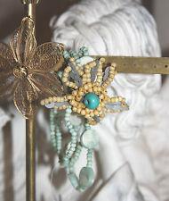 Noa Noa Acc. Perlen + Brosche Armband Jolien Jewellery Ant.Pearl  Neu