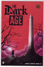 🔥 THE DARK AGE #1 Red 5 Comics 1st Print First Printing SOLD OUT! Unread NM+ 🔥