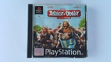 ASTERIX & OBELIX CONTRE CESAR / jeu Playstation 1 - PS one / complet / PAL