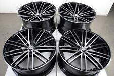 20 5x112 Staggered Wheels Fits Mercedes Benz ML320 ML350 ML500 GL350 5 Lug Rims
