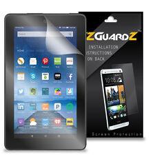 "1X EZguardz LCD Screen Protector Shield HD 1X For Amazon Fire (2015) 7"" Tablet"