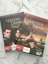 Vampire Diaries : Season 1 and 2 (DVD, 2010, 5-Disc Set)