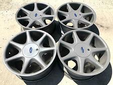"17"" RS7 Softline 4x108 Ford wheels rims Escort Sierra Cosworth Centra"