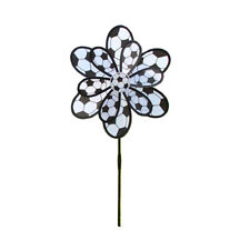 2-Layer Windmill Windsocks for Yard Garden Decor Wind Spinners for Outdoor