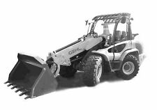 Gehl 480T All Wheel Steer Loader  Parts Manual