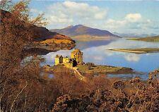 B88858 eilean donan castle loch duich ross shire    scotland