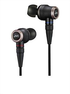 JVC HA-FW01 CLASS-S WOOD series canal type earphone HA-FW01 from japan NEW
