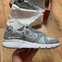 Nike Men's Atsuma Trainers Size UK 10 EUR 45 Grey CD5461 007 NEW