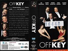 OFF KEY (2001) vhs ex noleggio
