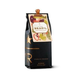 Starbucks Reserve Sun-Dried Brazil Isidro Pereira Estate Whole Bean Coffee 8.8oz