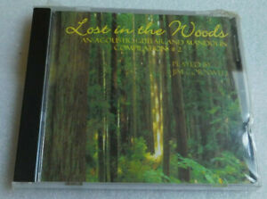 Lost Woods Acoustic Guitar Mandolin Compilation 2 Jim Cornwell CD 2005 Religious