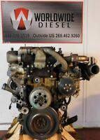 2011 Detroit DD15 Diesel Engine, 560HP, Complete, Good For Rebuild Only