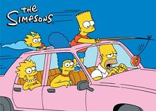 Simpsons Poster Length :800 mm Height: 500 mm SKU: 10209