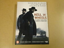 3-DISC DVD BOX / HELL ON WHEELS - SEIZOEN 1 / SAISON 1