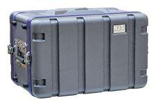 New Jersey Sound Corp corto ABS Caja de rack (tamaño de rack 6U)