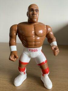 Virgil WWF WWE wrestling figure Hasbro 1992. Vintage 90s, very good condition