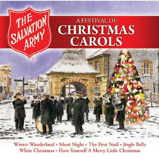 Various Artists : A Festival of Christmas Carols (The Salvation Army) CD (2010)