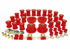Prothane 1990-1997 Mazda Miata MX5 Complete Suspension Bushing Inserts Kit RED