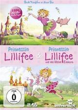 Prinzessin Lillifee & Prinzessin Lillifee und das kleine Einhorn -- DVD -- NEU