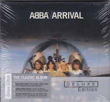 ABBA - Arrival Deluxe Edition - CD & DVD (Brand New Sealed) Polar 985 836-2
