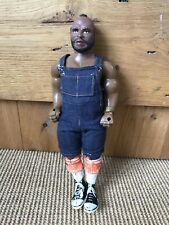 """The A-Team Vintage 1983 12"""" Mr T Cannell BA Baracus Large Figure"""