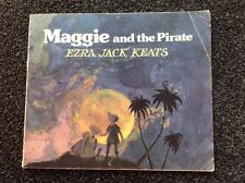 Maggie and the Pirate Ezra Jack Keats vintage 1979 childrens book illustrated