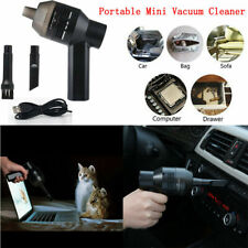 Electric Portable USB Mini Vacuum Cleaner Handheld For PC Keyboard Dust Clean
