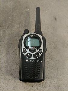 Midland GXT1000 Two-Way Radio.                                           HE#2 3B