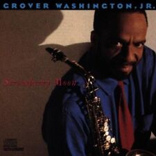 GROVER WASHINGTON JR - Strawberry Moon - CD - Import - *BRAND NEW/STILL SEALED*