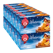 Teekanne Winterzeit 12er Pack