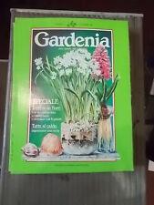 """""""GARDENIA"""" RIVISTA MENSILE n°31 NOVEMBRE 1986"""