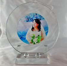 Personalized Gift for her-- ViVi Crystal Photo  K 9106