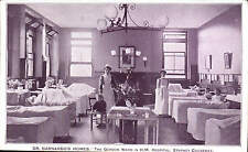 Stepney. Dr Barnardo's Homes, Stepney Causeway. The Gordon Ward in H.M. Hospital
