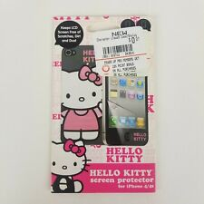 Hello Kitty screen protector for iphone 4/4S NEW