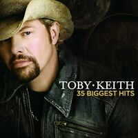 Toby Keith - 35 Biggest Hits [CD]